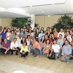 Dia 25/05: após a missa, foi criada a Escola da Fé da Paróquia N. S. Aparecida, com 2 turmas de 30 alunos, cada.